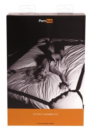Pornhub Underbed Bondage Kit
