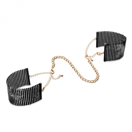Désir Metallique Cuffs Black