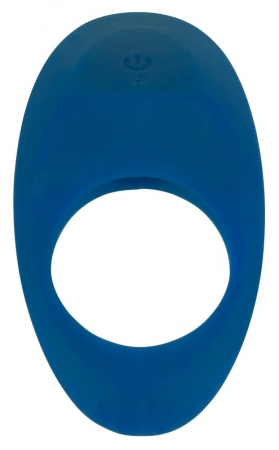 Lust Vibrating Cockring blue